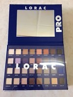 New Limited EditionCosmetics Lorac Mega Pro 3 Palette ombre à paupières 32 couleurs Palette Shimmer Matte Brands Eye Shadow Palette Maquillage
