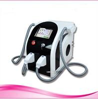 2 in1 portable SHR IPL hair removal machine spa salon home u...