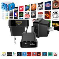 Android Smart TV BOX 2GB+ 8GB Amlogic S905X Quad Core Kodi16....