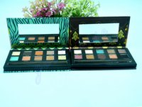 NEW Makeup Eyeshadow Palette 10 Colors Eye Shadow Palette DH...
