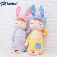 "Lovely Metoo Plush Doll 13"" 32CM Cute Bunny Rabbit Plus..."