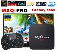 Android 5. 1 TV Box MXQ Pro Amlogic S905 Quad Core 4k 64bit S...