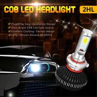 Plug&Play H7 LED Headlight 6000K Car LED Headlights Bulb Hea...