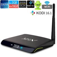 Amlogic S905X M9X II M2 Quad Core Android 6. 0 TV Box Kodi Ma...