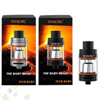 Authentic Smok TFV8 Baby Tank Vaporizer The Baby Beast 3ml s...