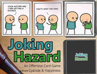 New Joking Hazard Party Game