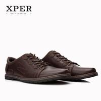 2016 XPER Brand Men Casual Shoes Leisure Men Flats Shoes Bre...