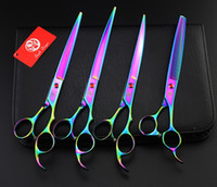 Purple Dragon High Quality 8. 0 In Pro Pet Grooming Scissors,...