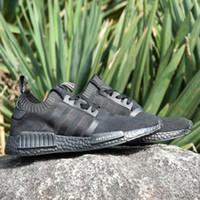 With Original Box 2017 Adidas NMD Runner PK Discount Running...