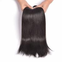 brazilian virgin hair silk straight 3pcs lot human hair exte...