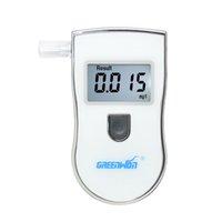 GREENWON Professinal Digital Alcohol Tester Detector Breatha...