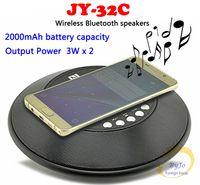 Portable Bluetooth NFC wireless speaker JY- 32C Stereo sound ...