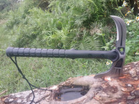 Steel eagle tomahawk Outdoor field camp Fire axe tomahawk Mu...