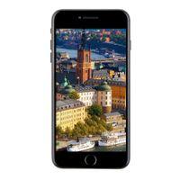 Jet Black Goophone i7 Plus 4G LTE окта сердечника 2GB 16GB + 32GB сенсорный 5,5-дюймовый ID IPS 1920 * 1080 FHD Android 6.0 ОС IOS 10 UI 13.0MP камера смартфона