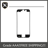 Grade A +++ LCD Support Cadre Digitizer cadre LCD avec colle chaude pour iPhone 5G 5S 5C 6 4.7