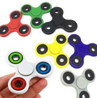 2017 EDC Fidget Spinner toy finger spinner toy Hand tri spin...