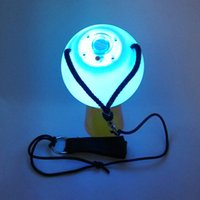 Colorful RGB LED POI Thrown Balls for Professional Belly Dan...