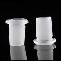 Fabricant 18MM À 14MM 18.8MM à 14.4MM adaptateur en verre de convertisseur pour l'eau de verre tube de verre bong livraison gratuite