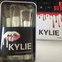 Kylie Makeup Brushes Makeup Bush 11pcs set Kylie Brush Found...