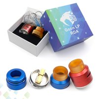 Aluminum 528 GOON LP RDA Rebuildable Dripping Atomizer Peek ...