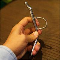 2017 Hot Think stylo stylo décompression jouet pense stylo crayon main fidget nouveauté jouets penser stylos Fidget Magnetic métal stylo stylo livre bateau