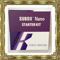 Newest High quality Kanger Subox Nano Starter Kit with 3ML S...