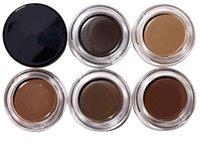 Dip sourcil Pompe imperméable sourcils Enhancers 4g / 0.14Oz pleine taille NOUVEAU 8 couleurs 48PCS En stock!