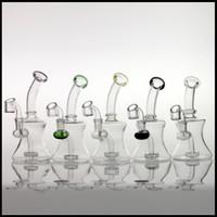 Quartz banger billes de verre à ongles plates-formes à dabs plate-forme à huile robinet de douche pommeau de douche pompes à eau 14,4 mm avec filtre à eau bon filtre à cendres