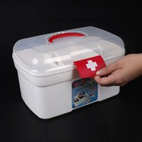 Multi- functional Household 23. 5*17*20. 3cm Medicine Box Multi...