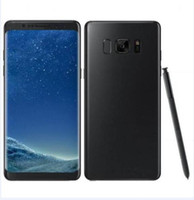 Goophone note8 Note 8 smartphone 5.7inch Android 7.0 Octa Core 1920 * 1080 affiché 4G RAM RAM 64G ROM 4G LTE téléphones cellulaires