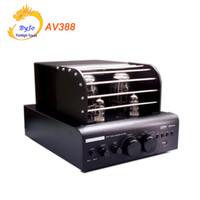 AV388 Bluetooth Vacuum Tube Stereo audio Amplifier 60w + 60w...