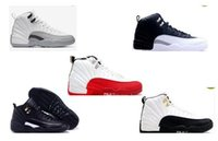 Hot sell OVO Retro XII 12 mens basketball shoes athletic tra...