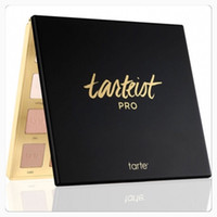 2017 Tarte tarteist PRO Амазонская глиняная палитра EyeShadow 20 цветов EyeShadow По Тартейст про палитру EyeShadow бесплатная доставка