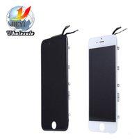 Pour Black White iPhone 6S Plus Grade A +++ Affichage à cristaux liquides à cristaux liquides