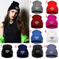 Winter Beanie Hat Cap Hot Sale Wool Knitted Men Women Caps H...