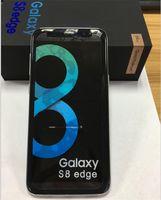 Android 6.0 примечание 7 s8 s7 крайний смартфон смартфона телефона goophone 5.5 дюймовый 64bit MTK6582 Четырехъядерные сотовые телефоны 1gb RAM 4gb ROM false 4g lte free dhl