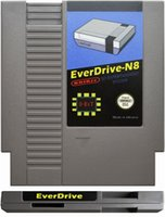 Carte flash NES Version américaine de la version européenne de la carte flash universelle NES hôte Everdrive N8
