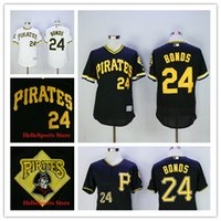 Barry Bonds Jersey Pittsburgh Pirates #24 Flexbase Coolbase ...