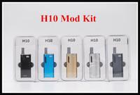 HOT Hibron H10 Kit CBD Huile BUD Ecigarette vape stylo H10 cartouches kits de démarrage 100% ORIGINAL Livraison gratuite