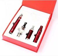 Magic 3 In 1 Vaporisateur E Cigs Kit de démarrage avec batterie EVOD 900MAH Cire Dry Herb Ago Mt3 Atomizers Verre Globe Vape Stylos