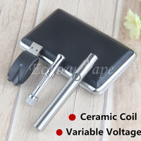 92A3 Plus Ceramic Coil CBD Cartridge Tank Vaporizer Bud Vari...
