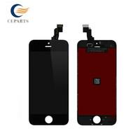 Grade AAA +++ Pour iPhone 5C LCD 100% testé Écran de remplacement d'écran de remplacement Aucun pixel mort Livraison DHL