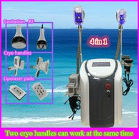 beauty equipment cavitation machine cool sculpting fat freez...
