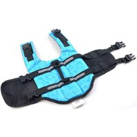 Sport And Outdoor Pet Products Dog Life Vest Safety Pet Swim...
