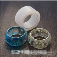 New Silicone Mould DIY Resin Bracelet Jewellery Mold Free Sh...