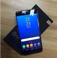 Goophone s8 edge android 6.0 smartphone 5.5-дюймовые 64-битные сотовые телефоны MTK6582 Quad core 1 + 8GB show 3gb ram 64gb rom wifi поддельные 4g lte S8 plus