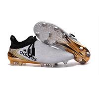2017 Adidas X 16+ Purechaos FG AG Soccer Shoes Messi 16+ Pur...