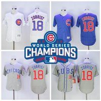 2016 World Series Champions Patch Chicago Cubs 18 Ben Zobris...