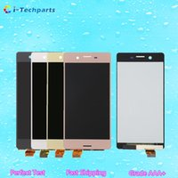 Pour Sony X Performance LCD Display et TOuch Digitizer Screen Assembly Pièces de rechange F5121 F5122 Original New