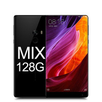 4GB 128GB Xiaomi Mi Mix Edgeless Дисплей Полный Керамика Тело Qualcomm Snapdragon 821 6,4-дюймовый 2040 * 1080 Android 6.0 16.0MP камера Smartphone